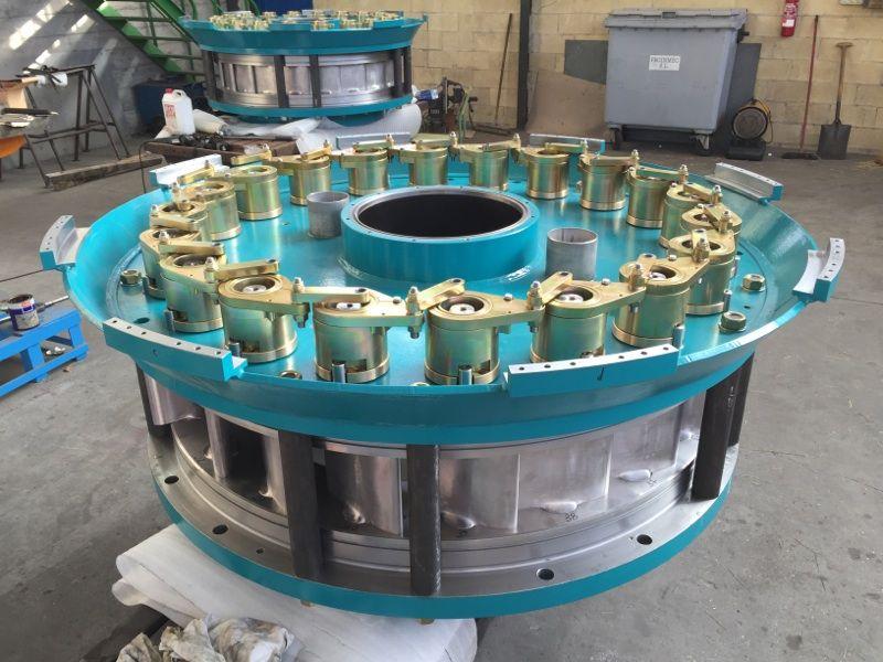 Complete Hydropower Machines